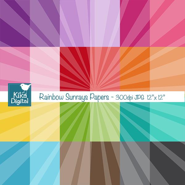rainbowsunrays