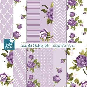 Lavendershabby
