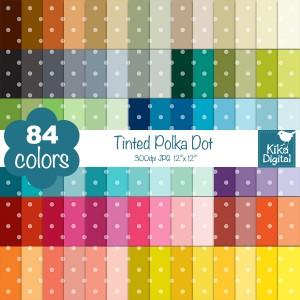 KErainbow-tinted-polka-dot