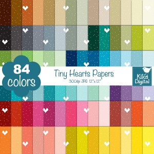 KErainbow-tiny-hearts