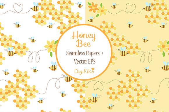 bee-pattern