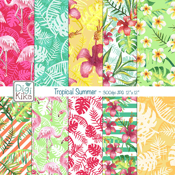 DKtropical-summer-papers